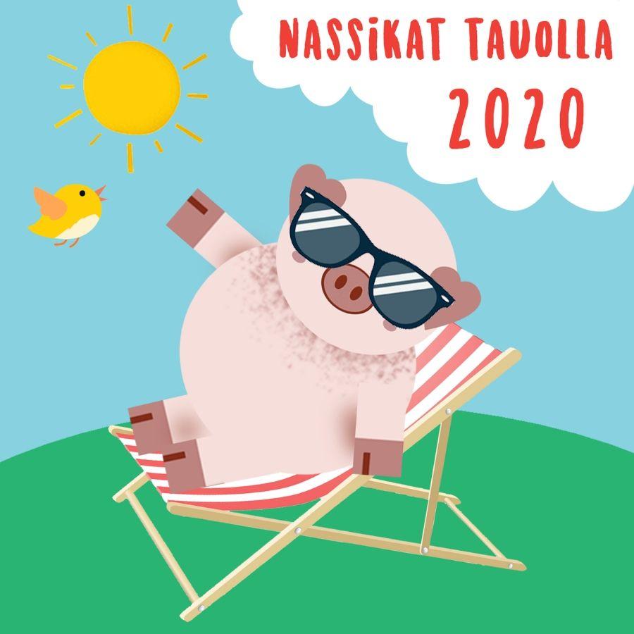 Nassikkafestarit Kimola Kouvola 2020 - lastenfestivaali